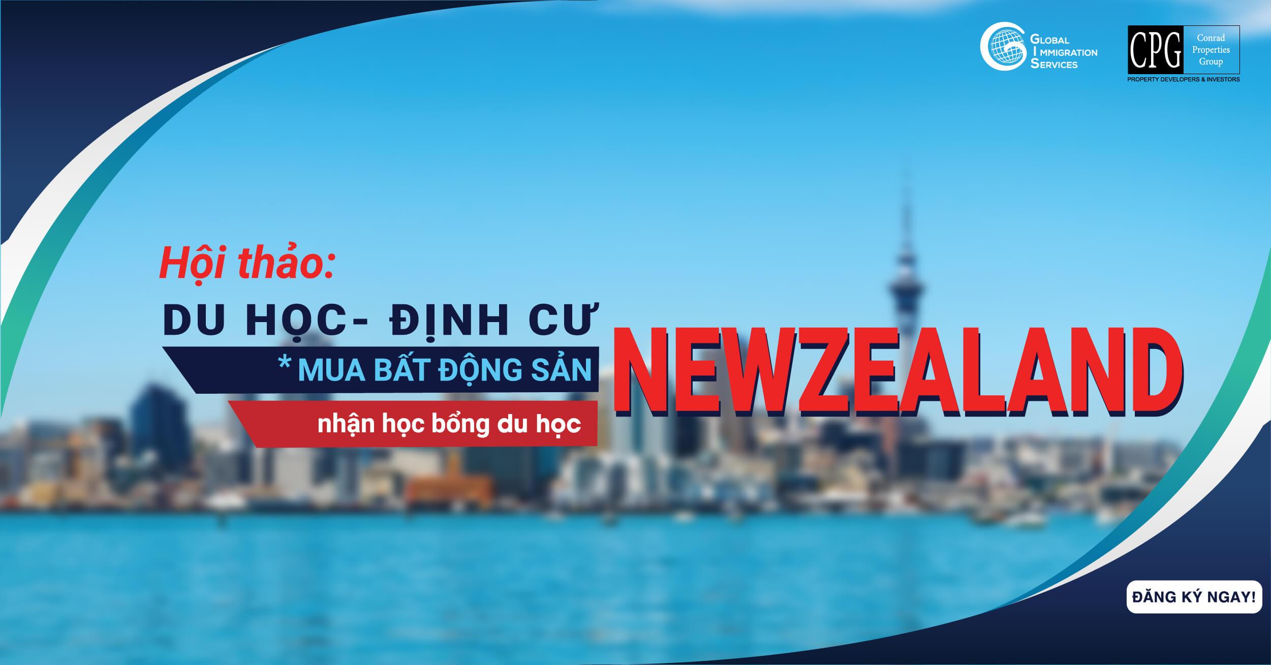 chương trình hội thảo New Zealand