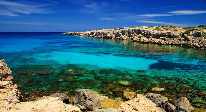 Du lịch đảo Síp đến Ayia Napa