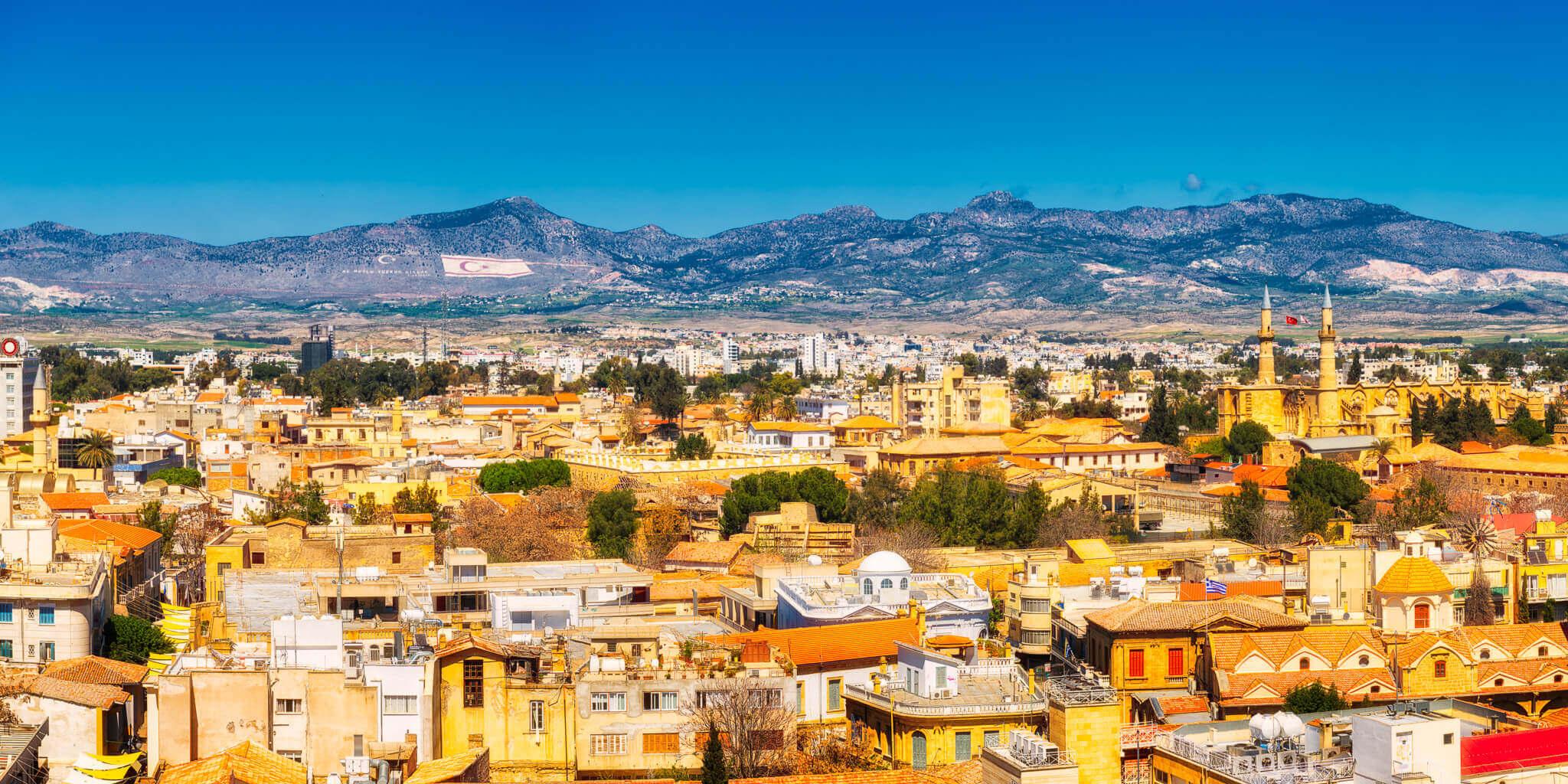 Du lịch đảo Síp đến thủ đô Nicosia