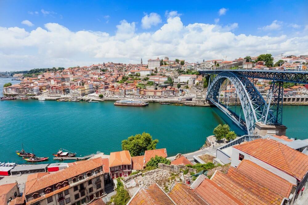 Cơ sở hạ tầng Bồ Đào Nha hiện đại