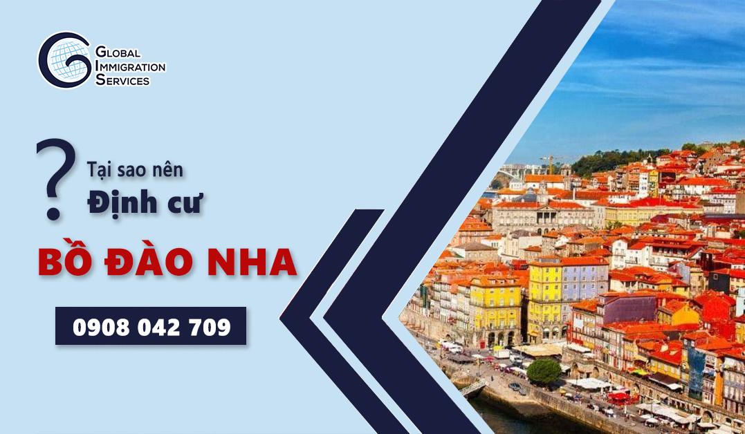Tại sao nên định cư Bồ Đào Nha