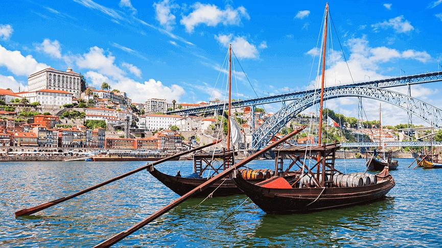 Khí hậu Bồ Đào Nha rất dễ chịu