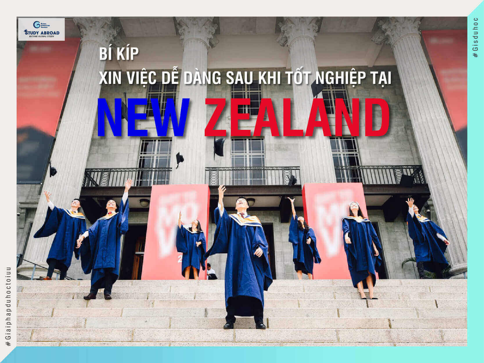 Xin việc làm tại New Zealand