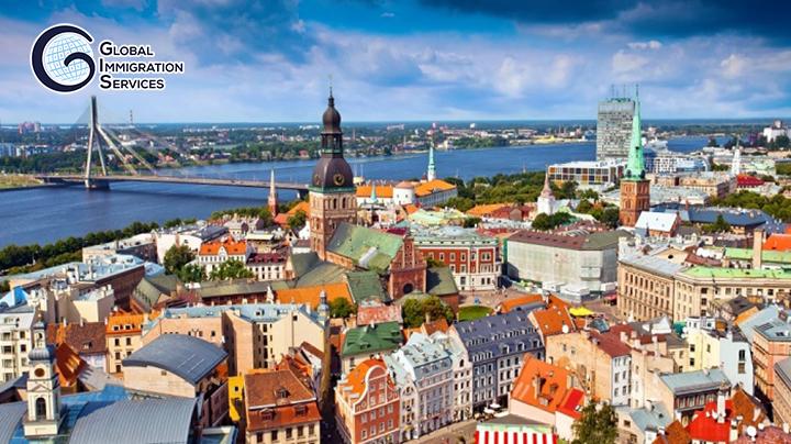 Đầu tư định cư Latvia