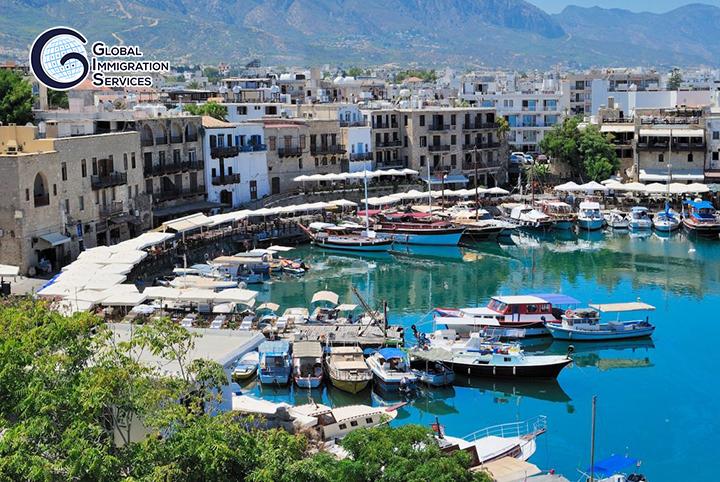 Đầu tư định cư Síp