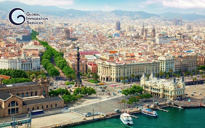 Đầu tư định cư Tây Ban Nha